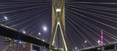 Bridge in São Paulo