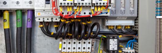 electrical contro board